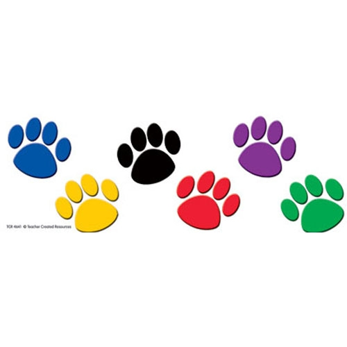 ... Back > Gallery For > Puppy Dog Prints Border Microsoft Word Clip Art
